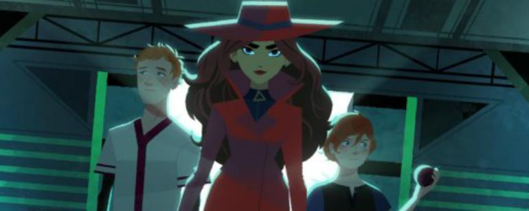 Tem Na Web - Carmen Sandiego: Série animada da Netflix ganha data de estreia