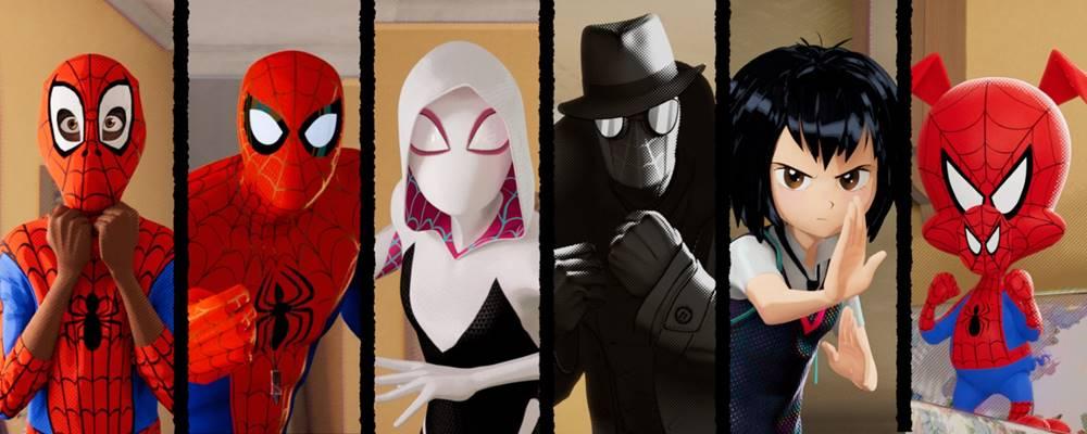 Homem Aranha No Aranhaverso Pode Ganhar Série De Tv Derivada