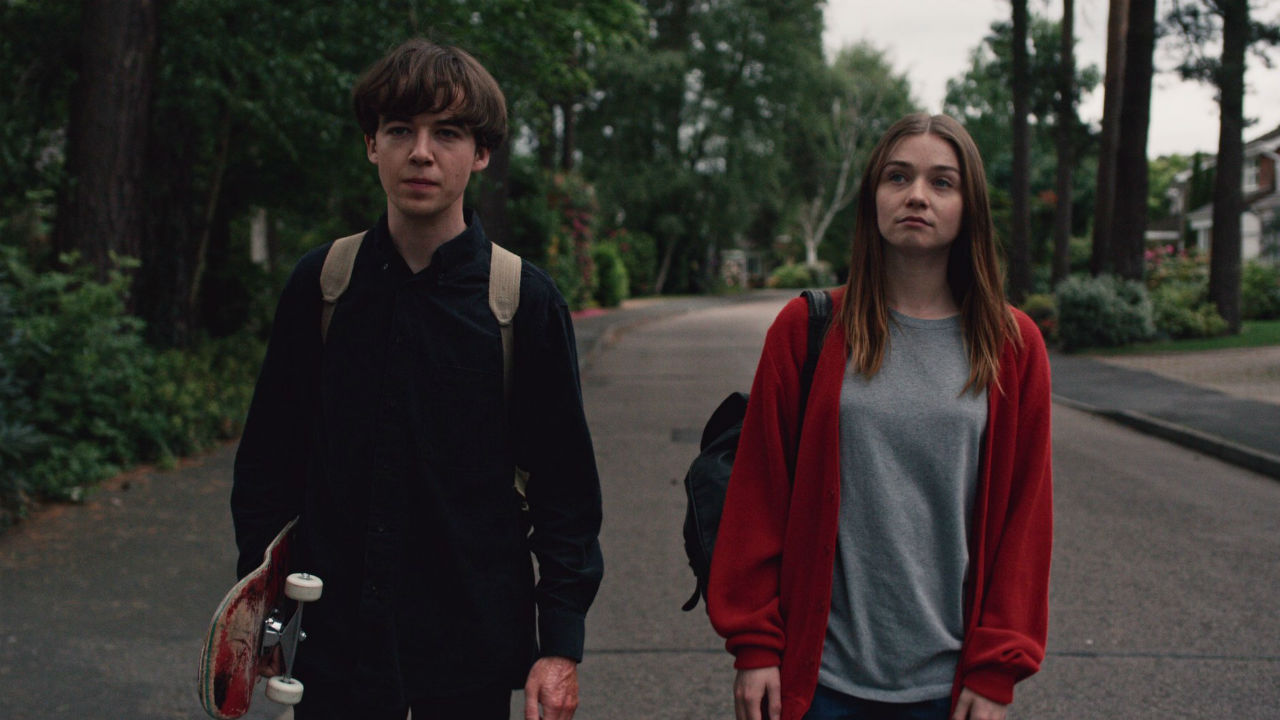Resultado de imagem para THE END OF THE F***ING WORLD - 2ª TEMPORADA