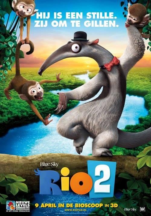 Rio 2 poster - Poster 5 - AdoroCinema
