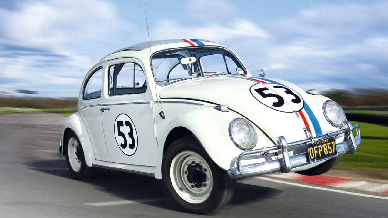 Herbie A Toda Marcha: Meu Fusca Turbinado