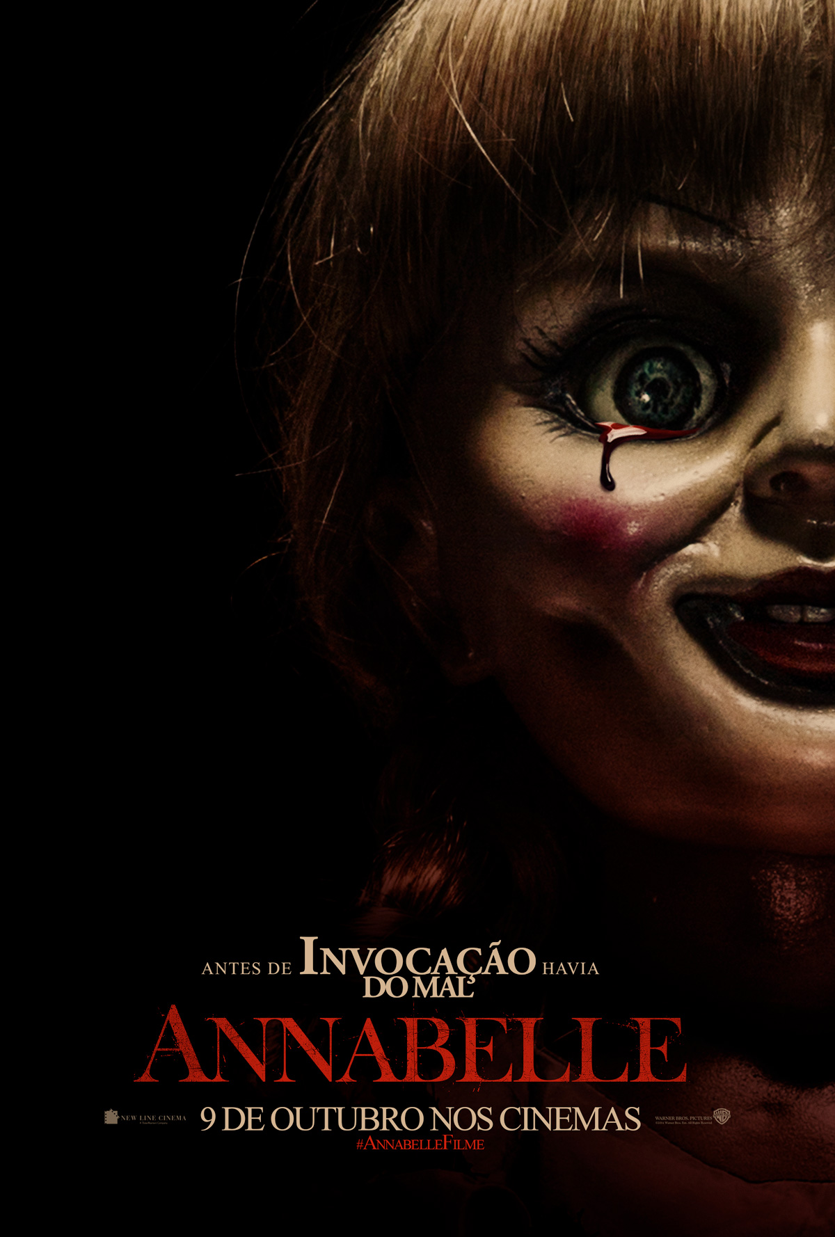 Annabelle Filme 2014 Adorocinema