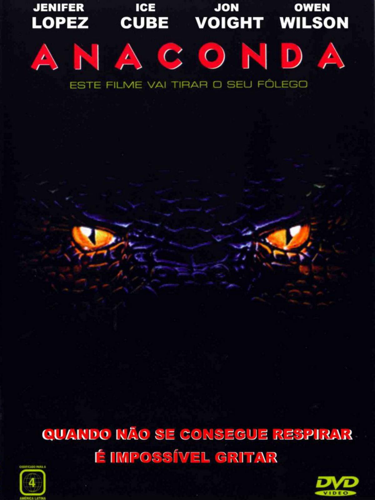 Anaconda Filme
