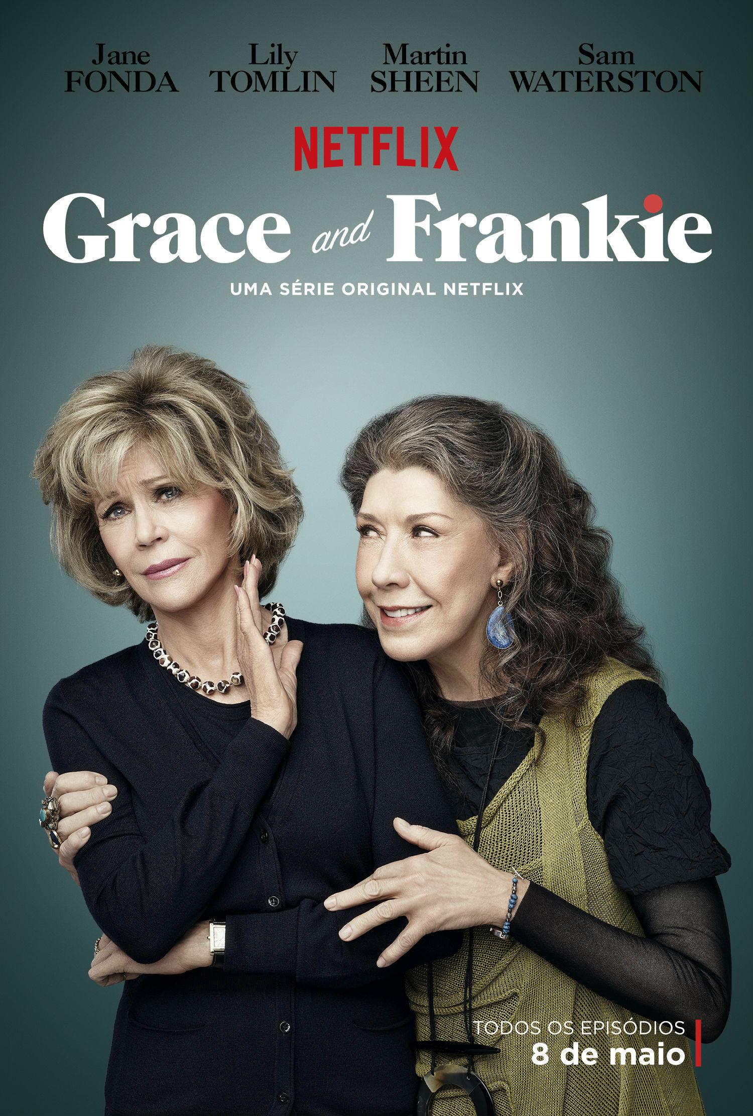 Resultado de imagem para Gracie e Frankie