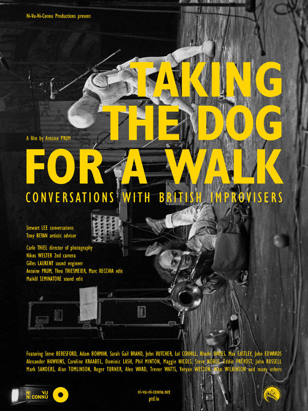 Taking The Dog For A Walk - Filme 2014