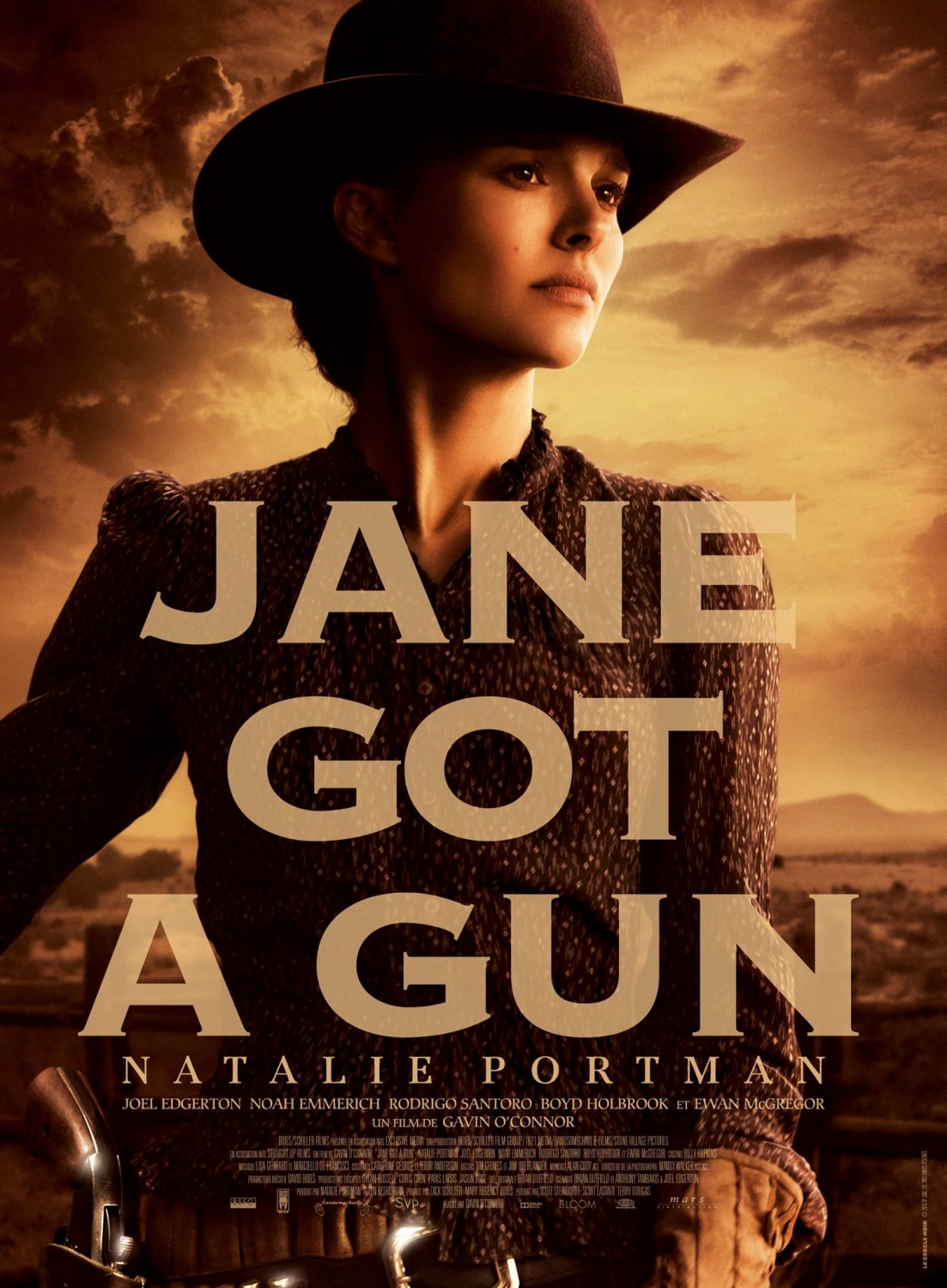 Image result for cinema cartaz jane got a gun