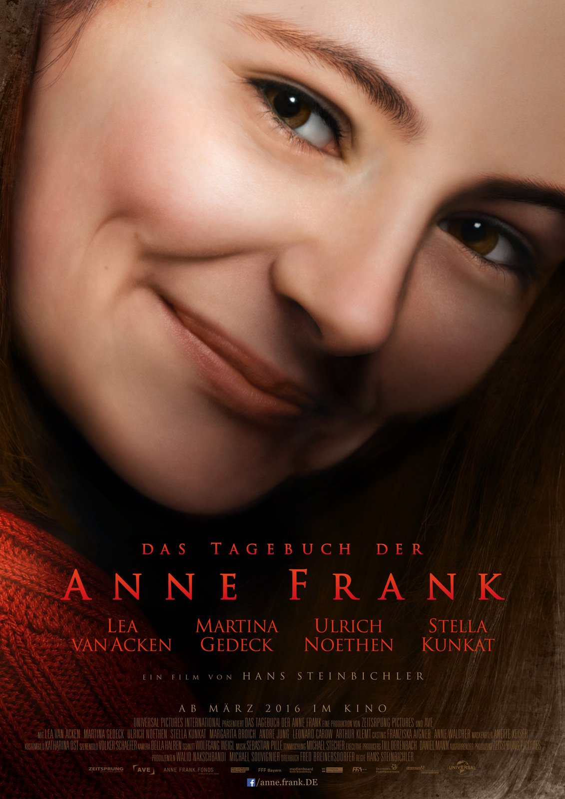 The Diary of Anne Frank - Filme 2016 - AdoroCinema