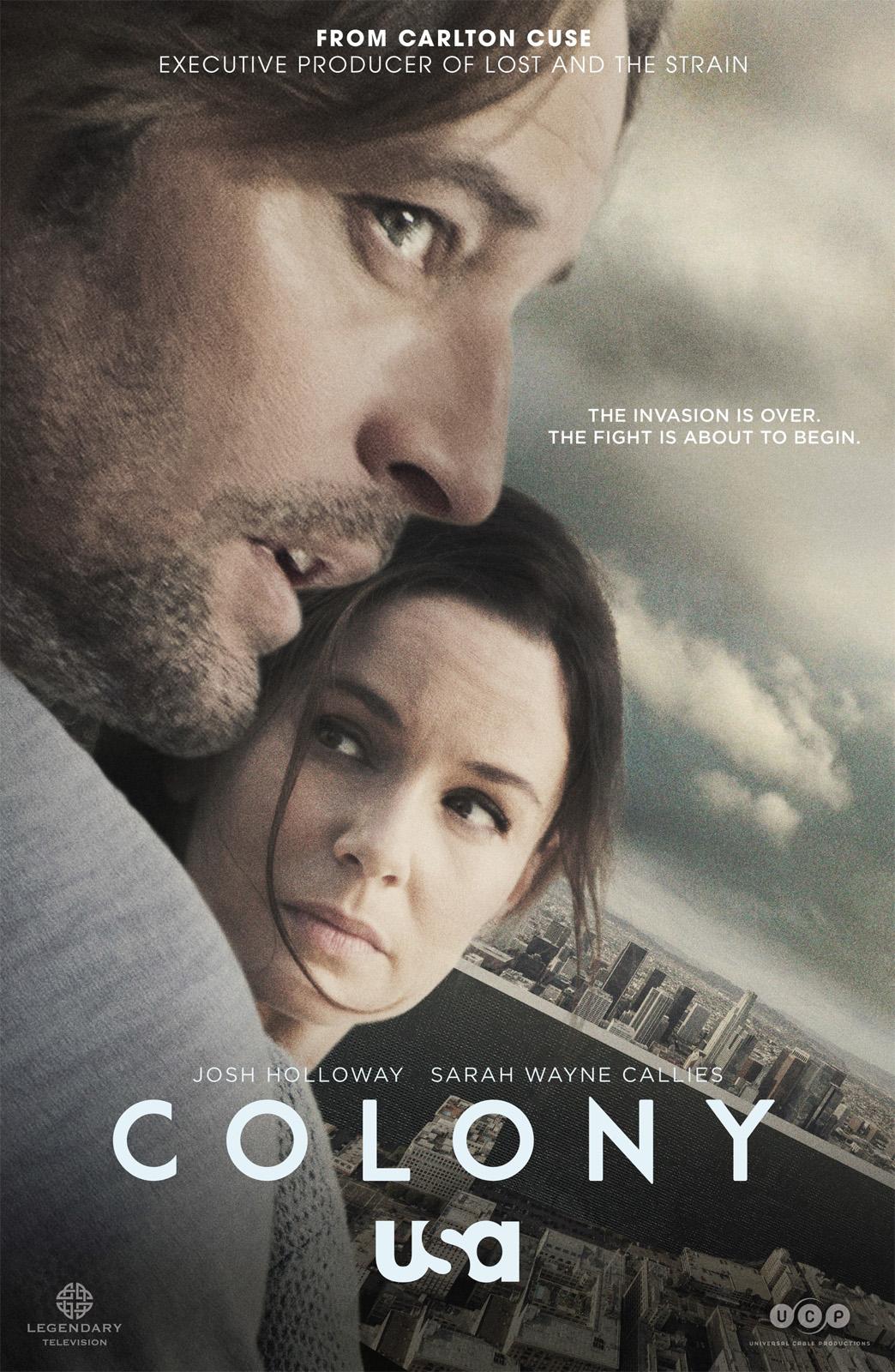 Colony 1° Temporada Torrent Legendado (2016)