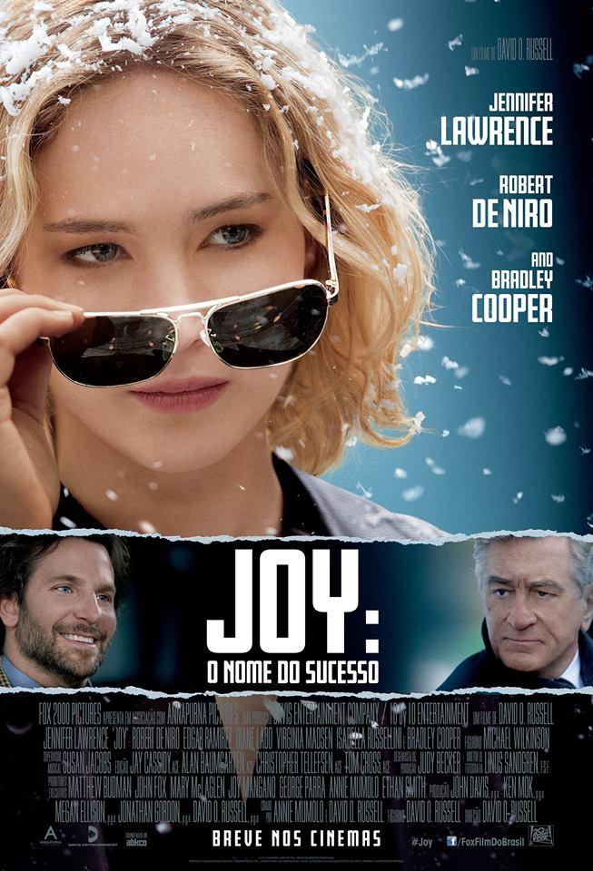 Joy - O Nome do Sucesso Torrent Legendado (2016)