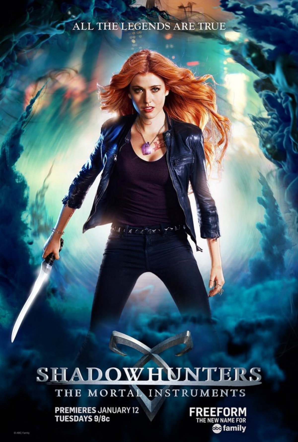 Shadowhunters 1ª Temporada Torrent Legendado (2016)