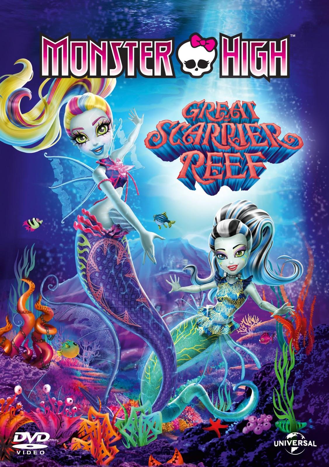 Imagens e Fotos de Monster High - A Assustadora Barreira de