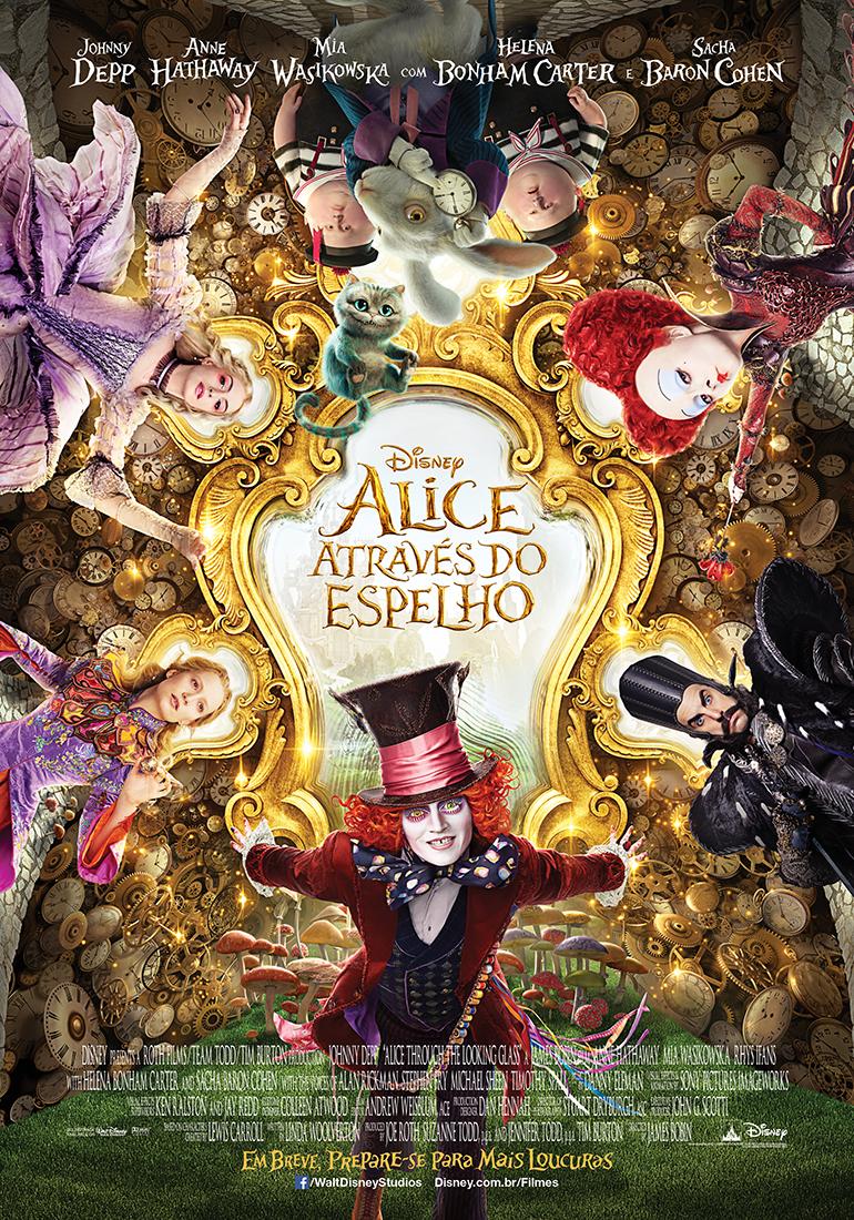 Assistir em HD - Alice 2: Através do Espelho