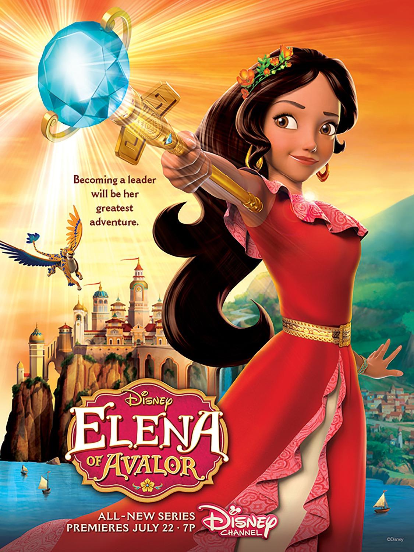 Resultado de imagem para Elena of Avalor serie