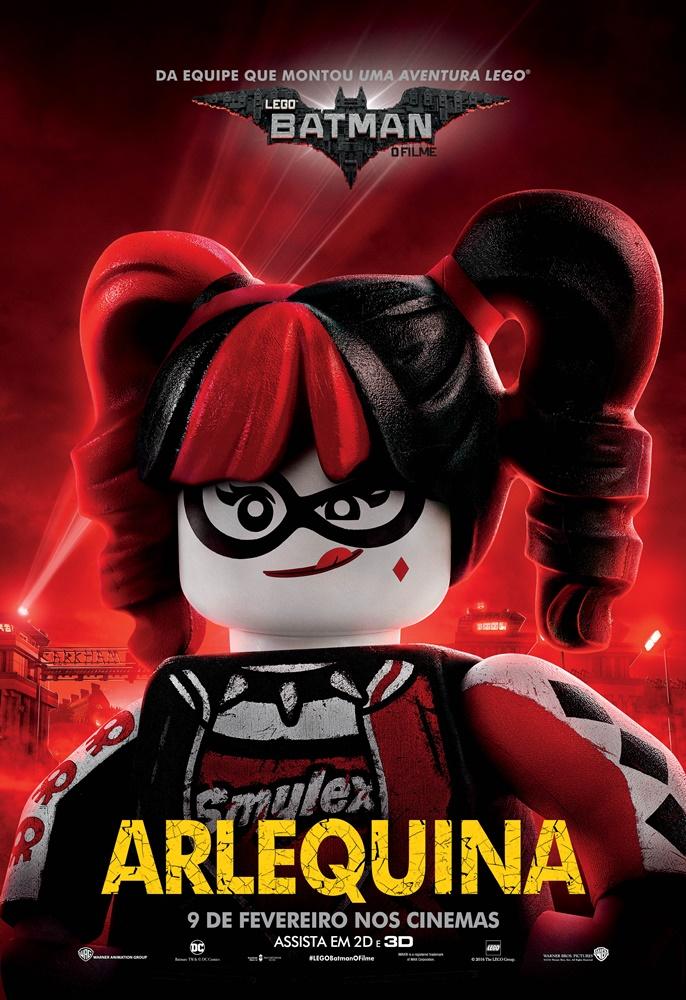 LEGO Batman: O Filme poster - Poster 6 - AdoroCinema