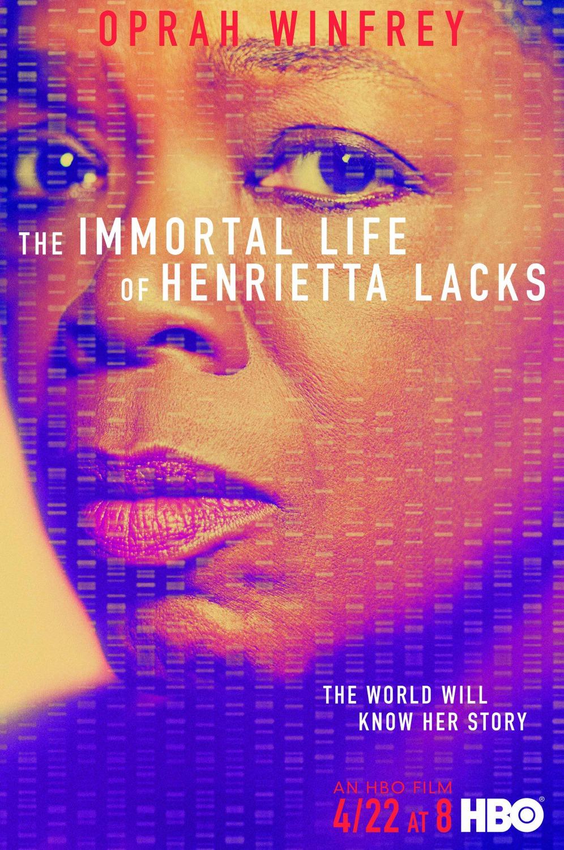 Assistir A Vida Imortal de Henrietta Lacks