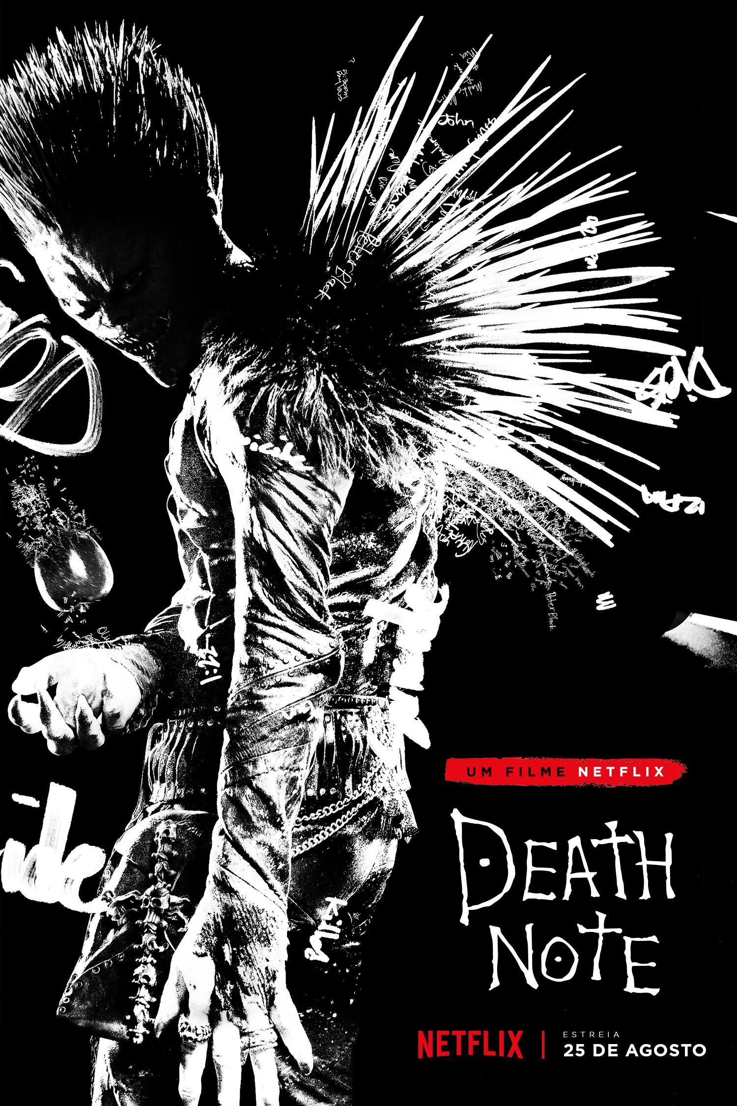 Death Note Filme Stream