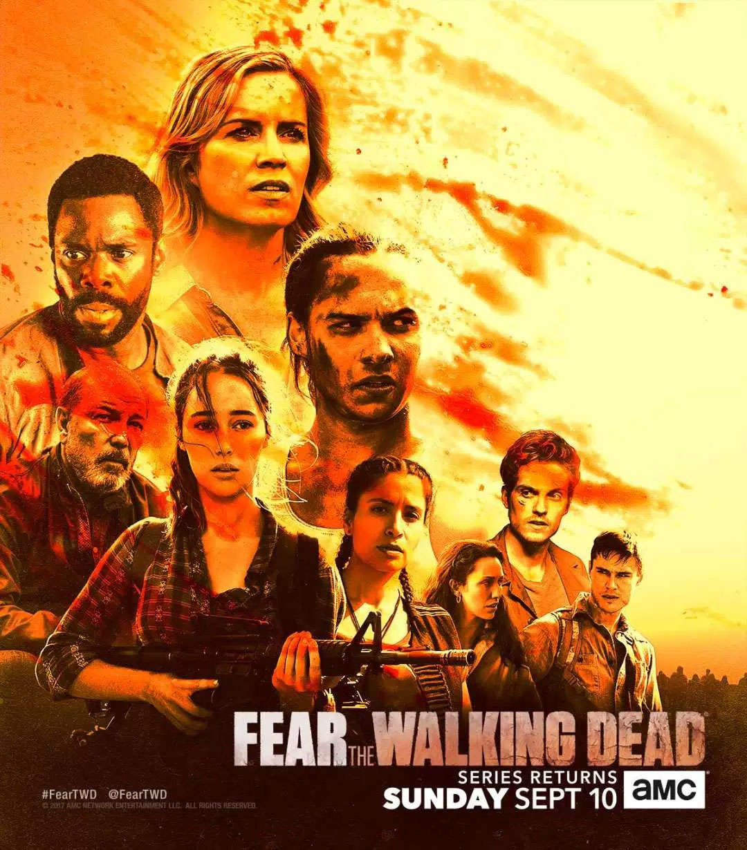Fear the Walking Dead Temporada 3 - AdoroCinema