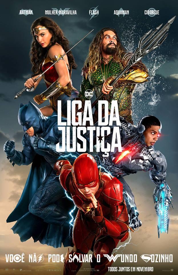 assistir Liga da Justiça online