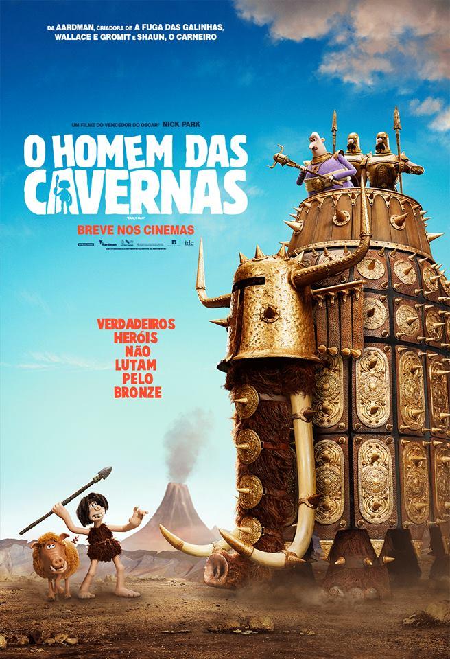 O Homem Das Cavernas Filme 2018 Adorocinema