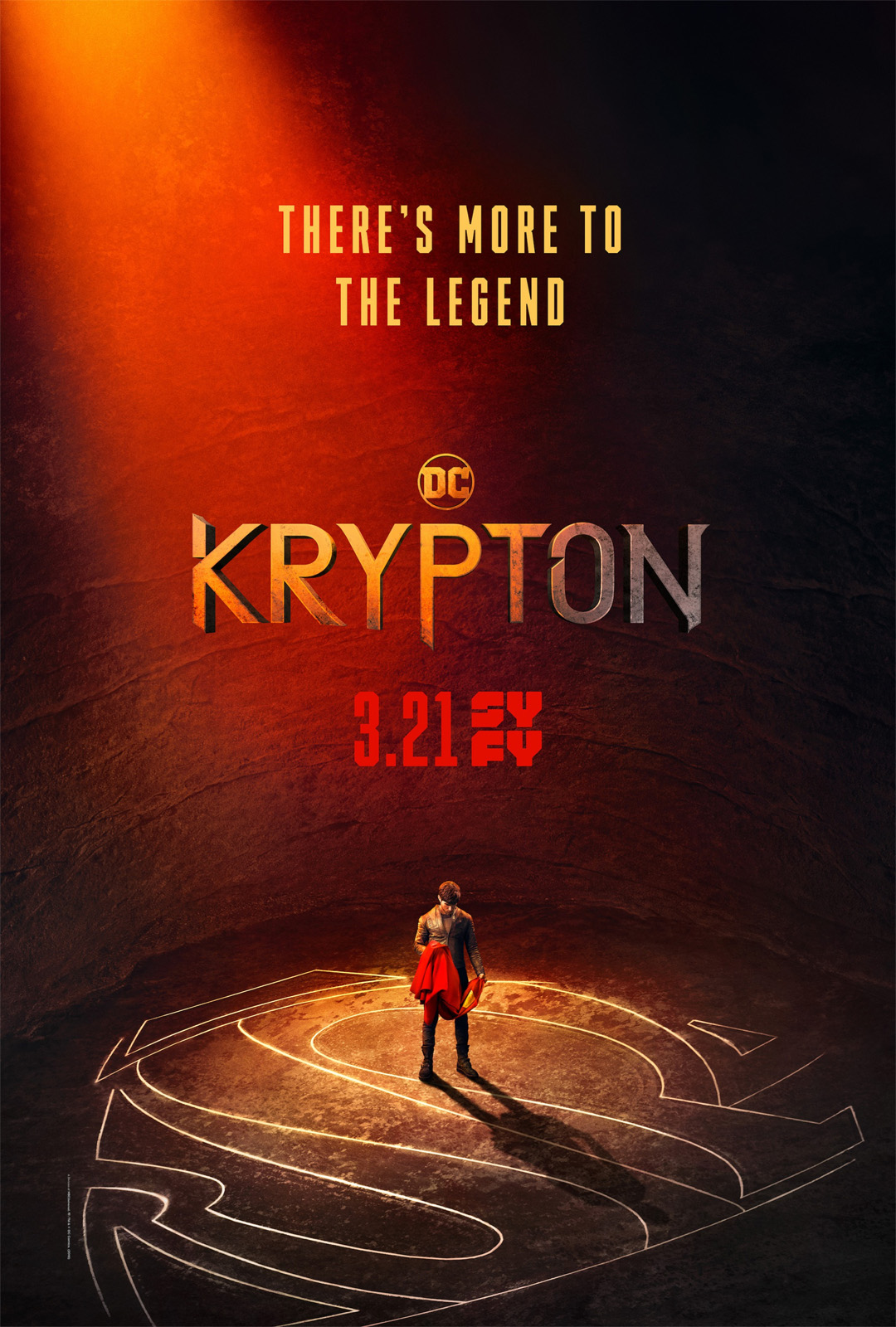 krypton s233rie 2018 adorocinema
