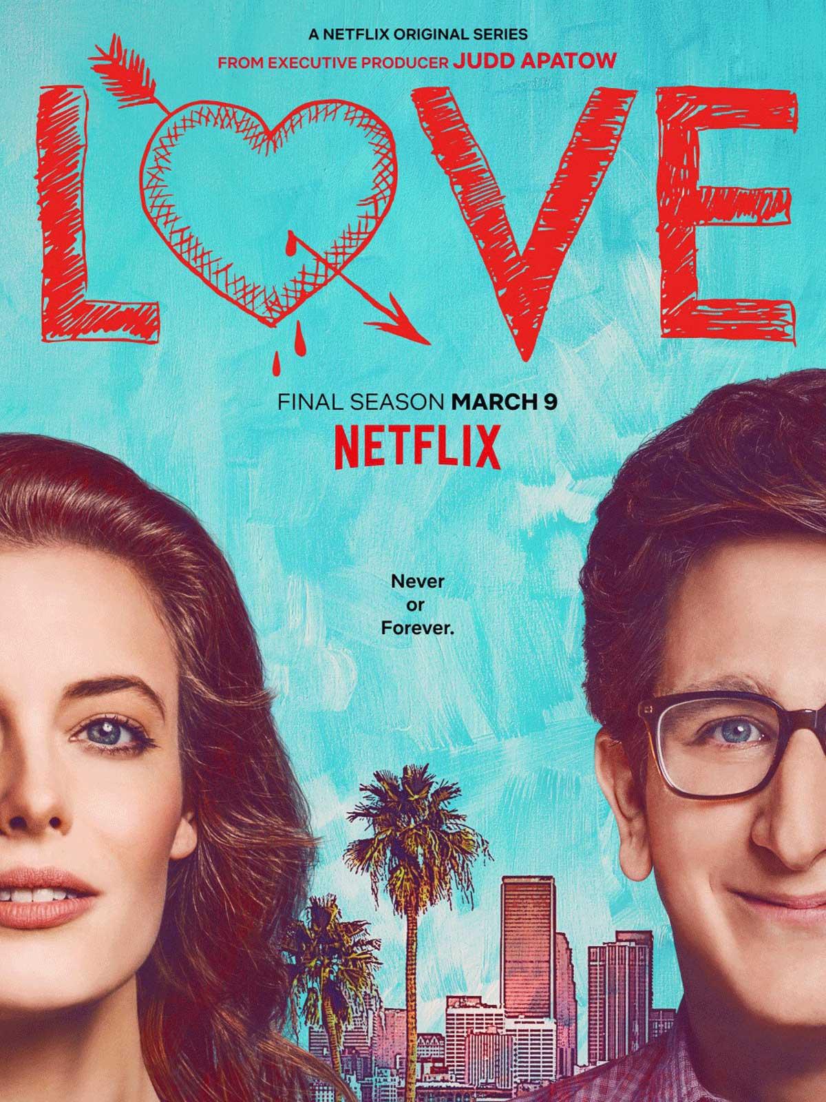 Love Serie Netflix