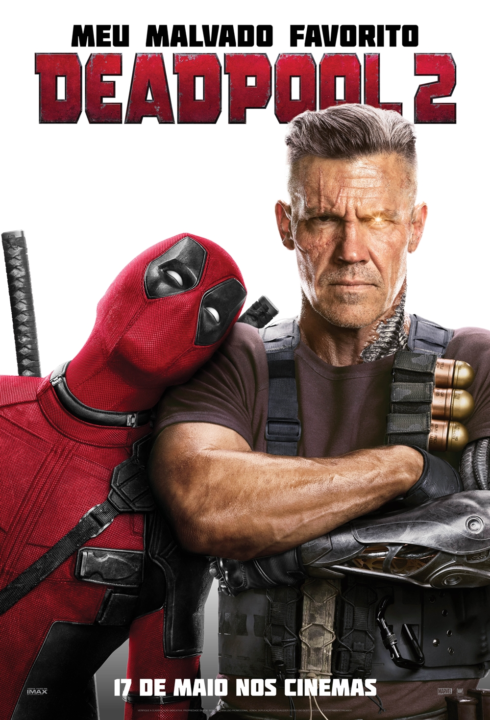 deadpool 2 filme 2018 adorocinema. Black Bedroom Furniture Sets. Home Design Ideas