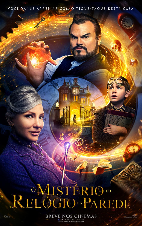 0317399a24d O Mistério do Relógio na Parede - Filme 2018 - AdoroCinema