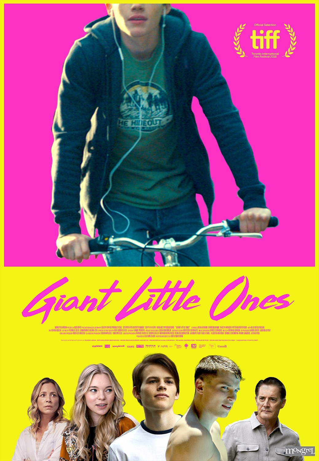 407fdc3393c0f Giant Little Ones  Filmes similares - AdoroCinema