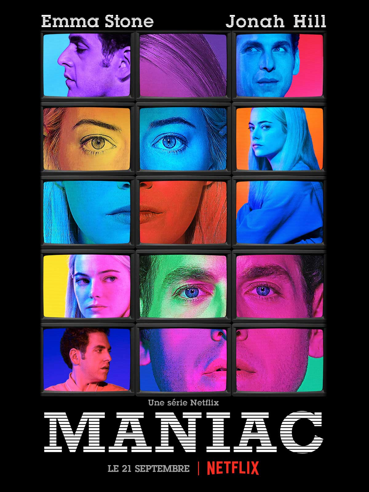 Serie Maniac