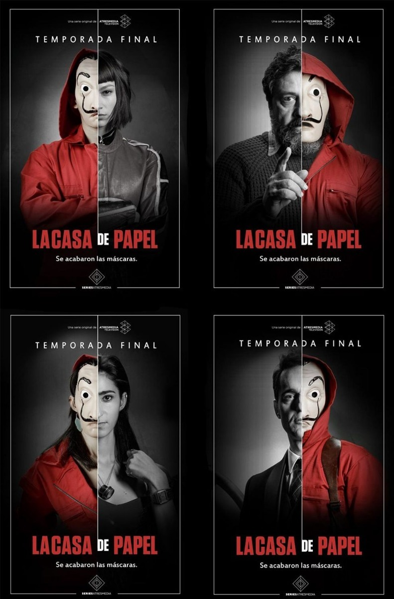 Money Heist Season 3 All Episodes Download