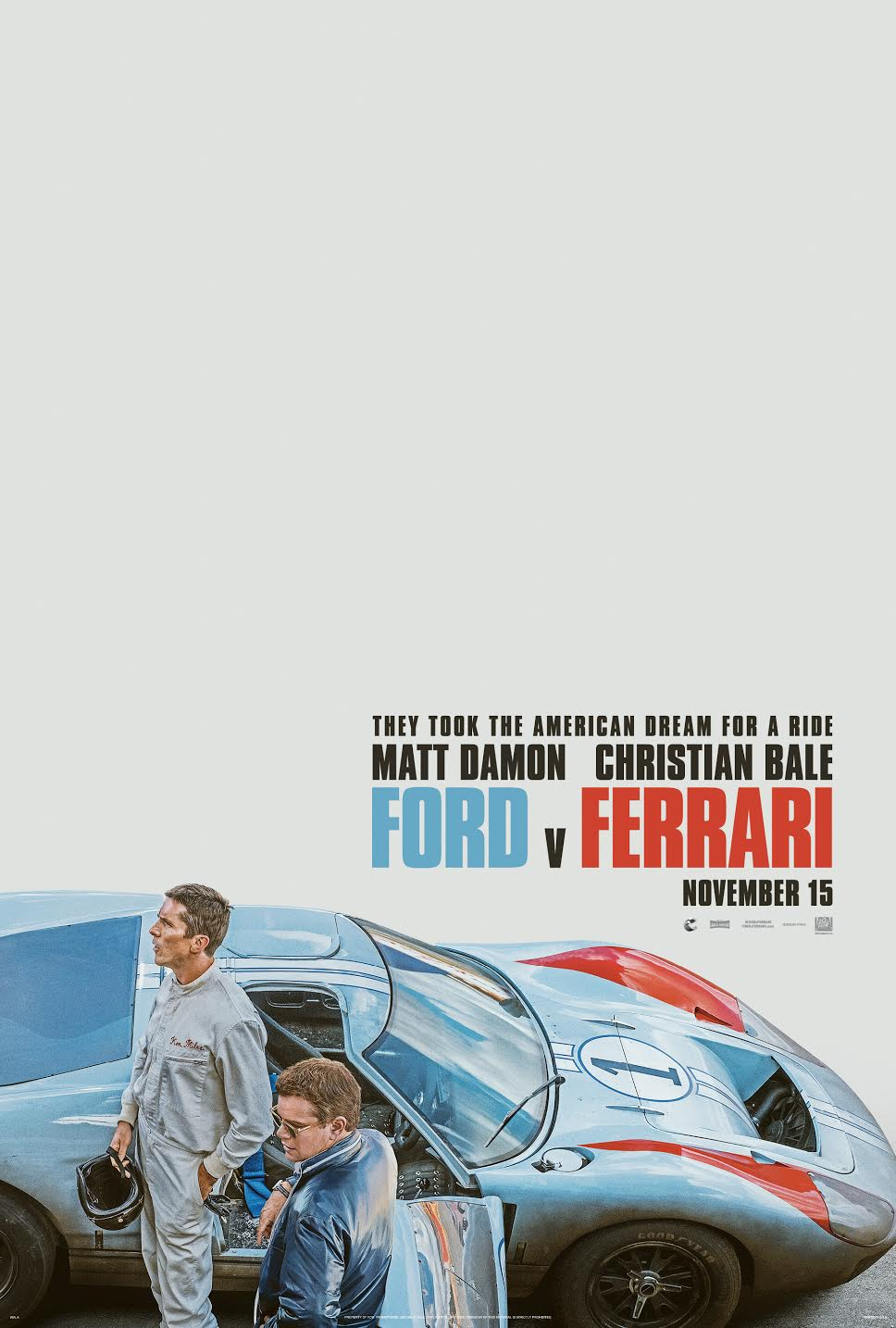 Ford Vs Ferrari Filme 2019 Adorocinema