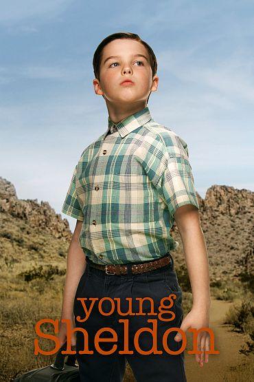 Young Sheldon Série 2017 Adorocinema
