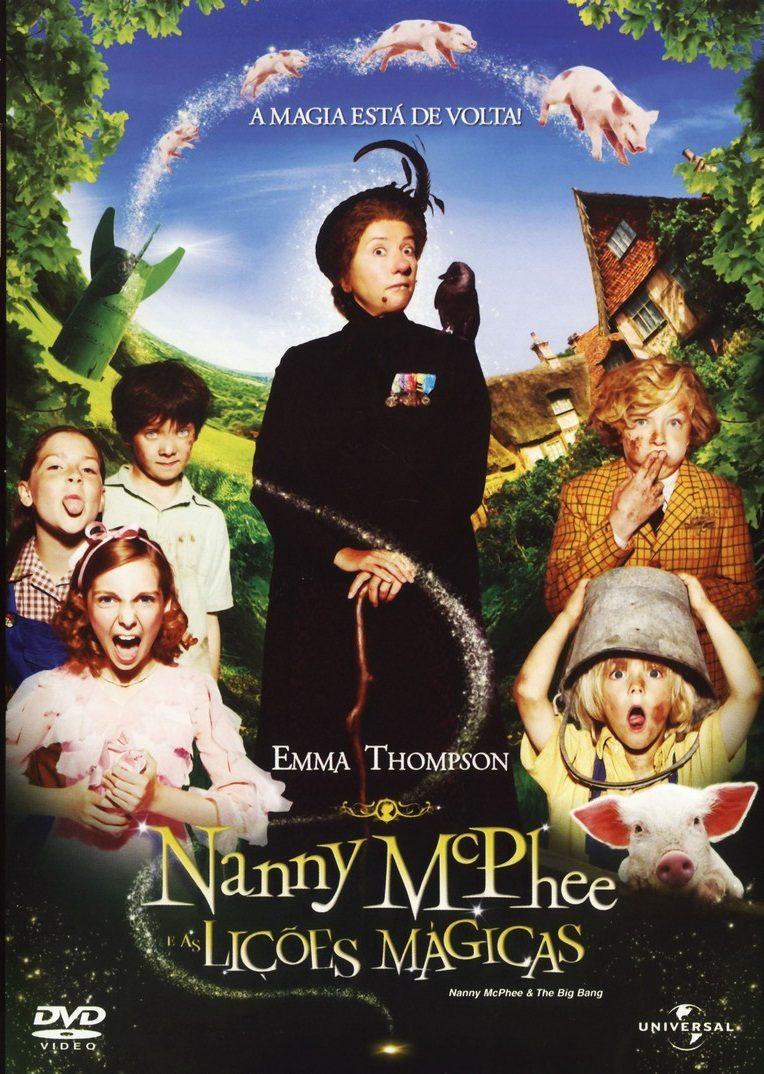 Nanny Mcphee E As Licoes Magicas Filme 2010 Adorocinema