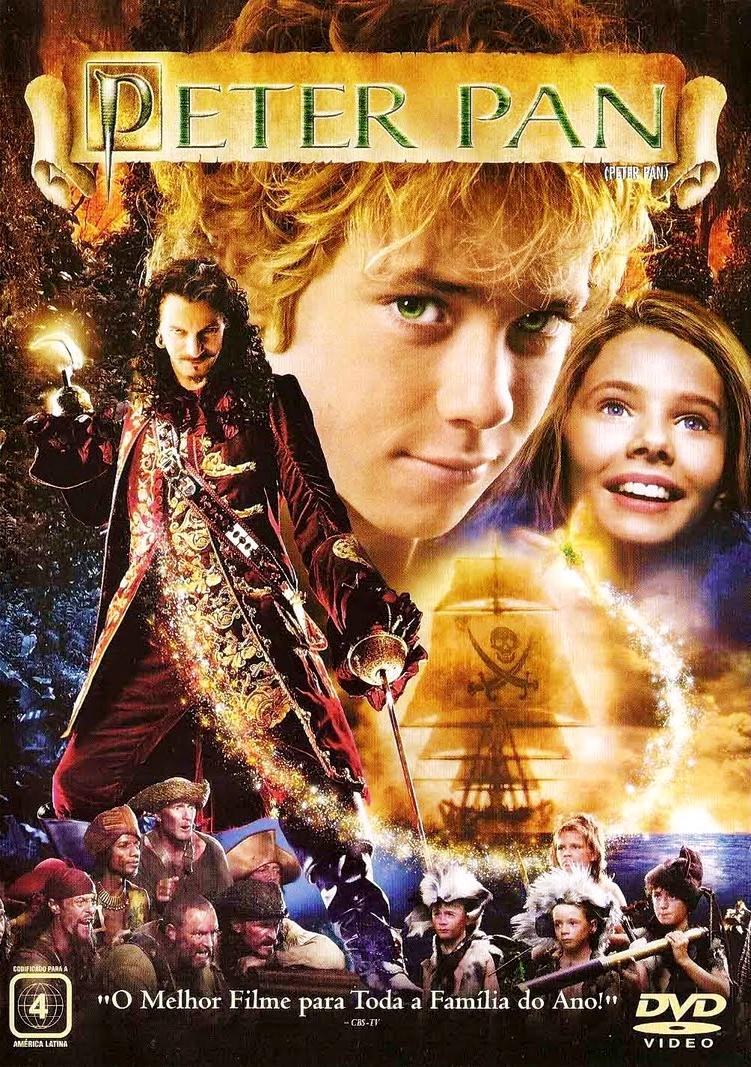 Peter Pan Filme Online Adorocinema