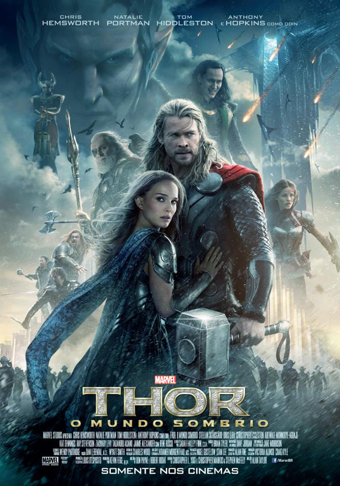 Thor: O Mundo Sombrio BDRip XviD Dual Audio Dublado – Torrent