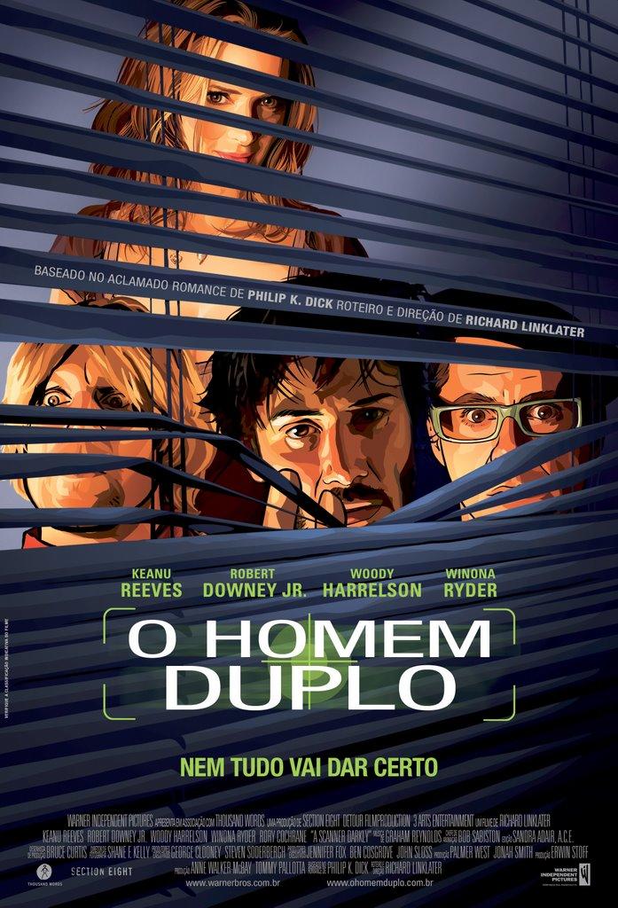O Homem Duplo Dublado HD
