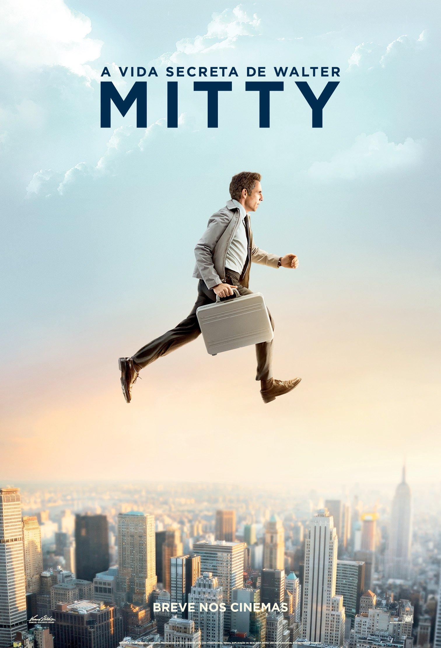 ASSISTIR A Vida Secreta de Walter Mitty (dublado)