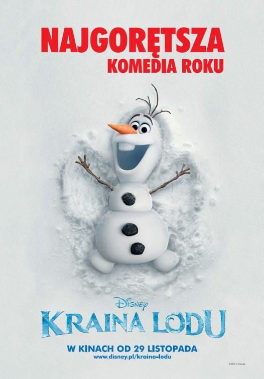 Frozen - Uma Aventura Congelante poster - Poster 4 ... | 526 x 755 jpeg 80kB