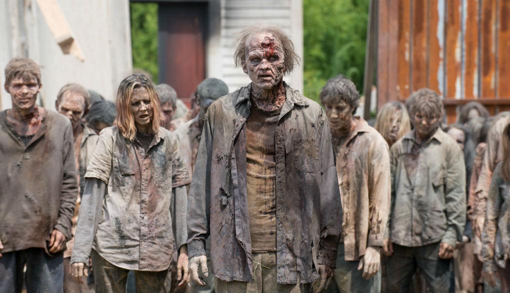 The Walking Dead terá primeiro zumbi completamente nu