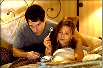 A Razão do Meu Afeto : Foto Jennifer Aniston, Nicholas Hytner, Paul Rudd