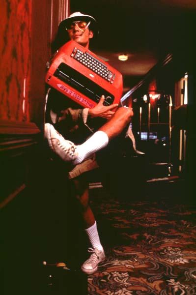 Medo e Delírio : Foto Johnny Depp