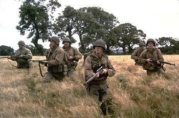 O Resgate do Soldado Ryan : Foto Barry Pepper, Edward Burns, Tom Sizemore