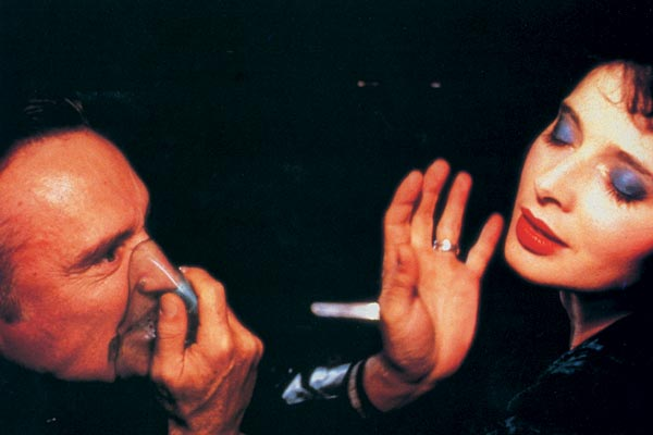Veludo Azul : Foto Dennis Hopper, Isabella Rossellini
