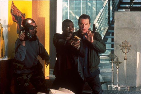 Showtime : Foto Eddie Murphy, Robert De Niro