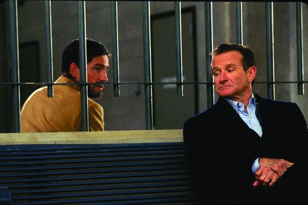 Violação de Privacidade : Foto Jim Caviezel, Omar Naim, Robin Williams
