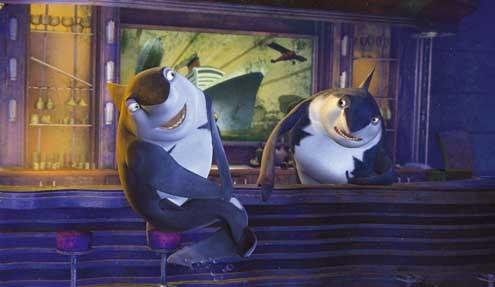 O Espanta Tubarões : Foto Vicky Jenson