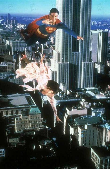 Superman - O Filme : Foto Christopher Reeve, Margot Kidder