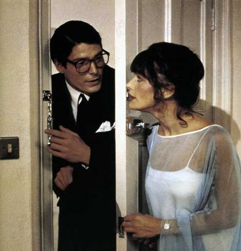 Superman - O Filme : Foto Christopher Reeve, Margot Kidder