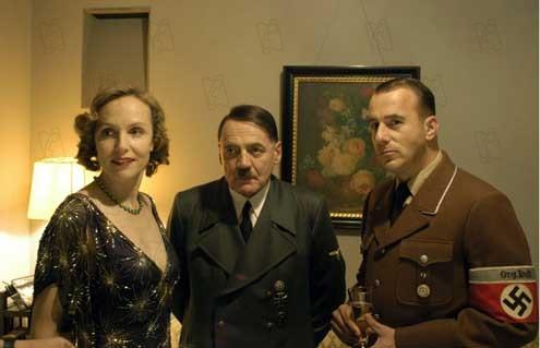 A Queda - As Últimas Horas de Hitler : Foto Alexandra Maria Lara, Bruno Ganz