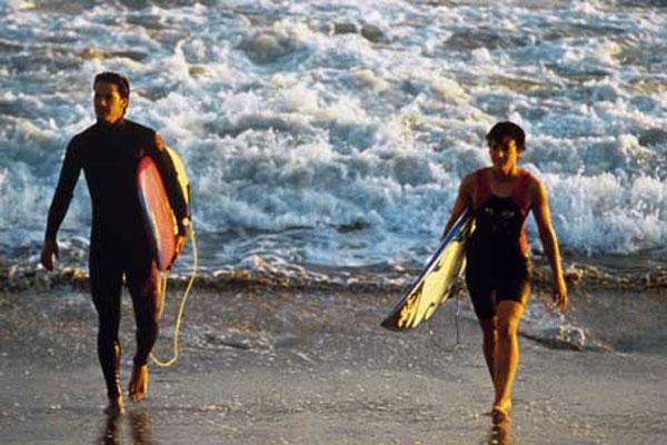 Caçadores De Emoção : Foto Keanu Reeves